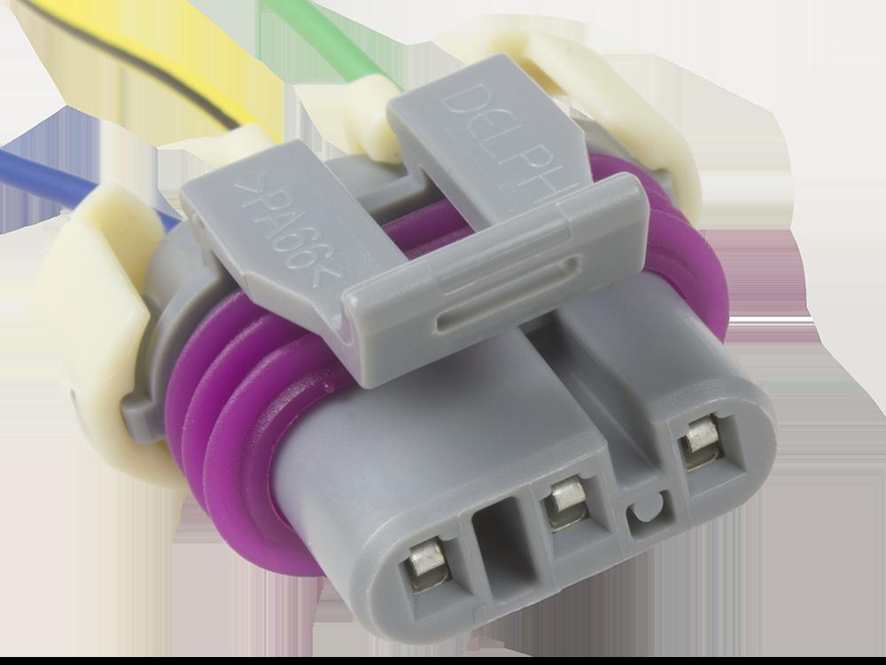 Crankshaft Position Sensor Connector Pigtail 58x - EFI