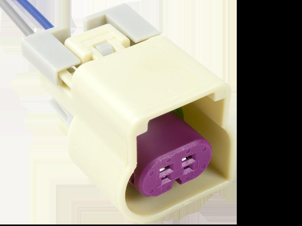 Knock Detonation Sensor 2 Wire Flat Response LS2 LS3 LS7 Connector ...