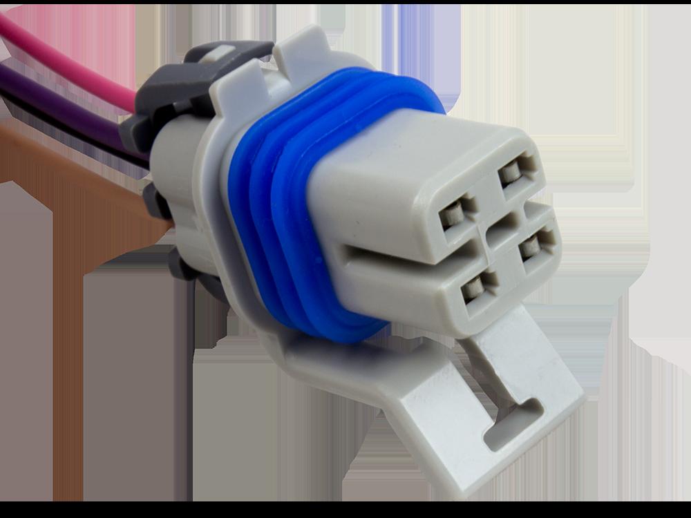 Fuel Injector 6 EV6 Pigtail GM 6.0L LS2 05-06 GTO