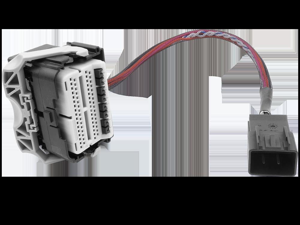 on 97 f250 obd2 wiring harness