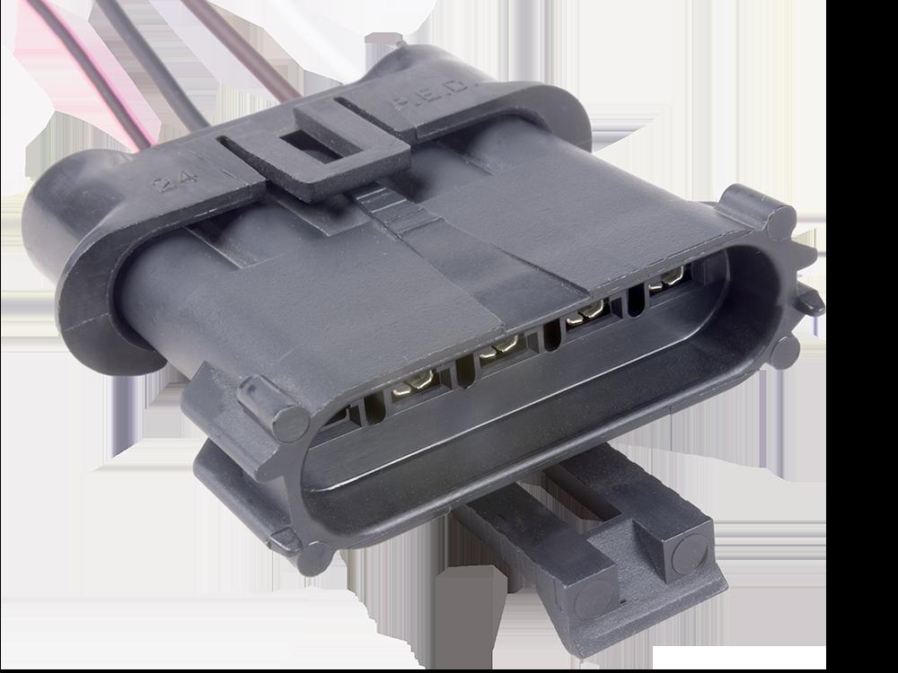 electronic spark control esc module pigtail gm 5 7l tpi l98 85 89 rh ebay com LS1 Engine Swap Wiring Harness Universal GM Wiring Harness
