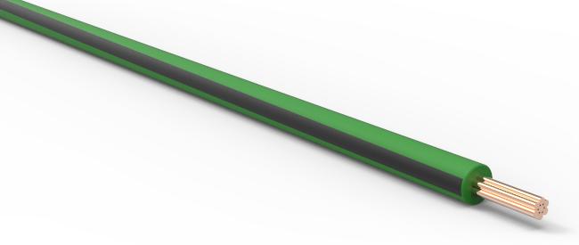 TXL Automotive Wire 22 AWG DARK GREEN Bulk 50 ft Primary Copper