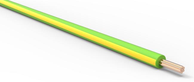 TXL Automotive Wire 20 AWG ORANGE w// WHITE Stripe Bulk 25 ft Primary Copper