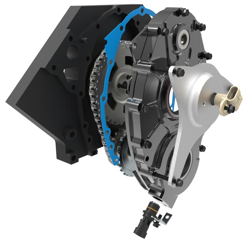 EFI 24x Conversion Kit (w/ Mechanical Water Pump) - EFI ...