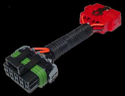 professional series mefi adapter harness efi connection  llc
