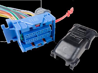 E40 ECM Connector Pigtail - EFI Connection, LLC